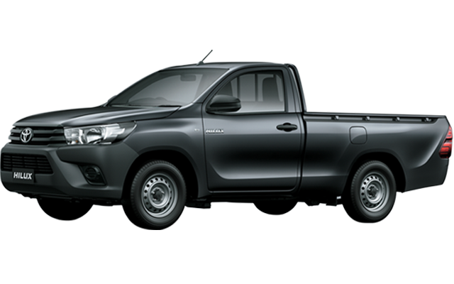 All New Hilux S