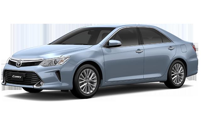 Toyota Camry Hybrid Pekanbaru