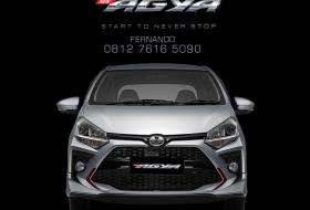 New Agya Pekanbaru